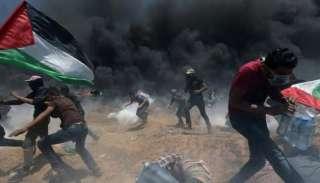 استشهاد شاب فلسطيني يرفع حصيلة شهداء العودة إلى 255