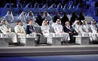 إنطلاق دورة الألعاب الإقليمية للأولمبياد في أبو ظبي
