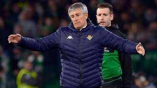 بعد فوزه على ريال مدريد...ريال بيتيس يقيل مدربه