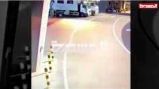 شاهد.. الخطأ الذي وقع فيه مفبرك فيديو الحوثي لاستهداف مطار أبوظبي وفضح كذبتهم