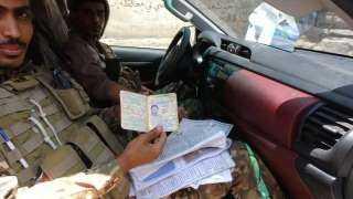 وثائق ومعلومات تقع بيد المقاومة والجيش في الضالع كانت مع الأسرى الحوثيين