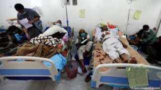 الحوثي منع مرارا إدخال لقاحات.. الكوليرا تصيب مليوني يمني