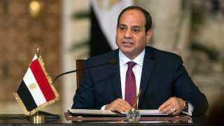 الرئيس المصري: سألتقي رئيس الوزراء الإثيوبي في روسيا لبحث ملف سد النهضة