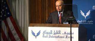 الدكتور القربي من واشنطن ..لدى الدول الخمسة الدائمة العضوية في مجلس الأمن فرصة تاريخية لإنهاء الصراع