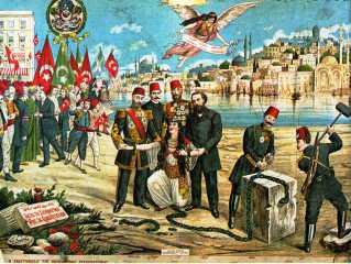 هكذا تمت إبادة الأتراك للأرمن بأضنة سنة 1909