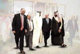 """حاكم دبي يعلّق على توقيع """"اتفاق الرياض"""" بشأن اليمن"""