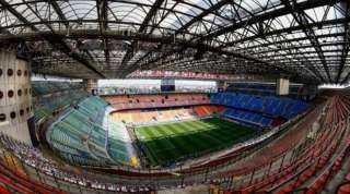 إيطاليا توقف جميع الفعاليات الرياضية حتى أبريل