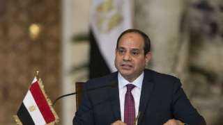 السيسي يوجه رسالة إلى المصريين في أول أيام حظر التجول
