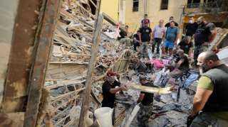 بيروت... جنازات وأهوال وتعاطف.....العاصمة اللبنانية في عهدة العسكر... والمسؤولون عن المرفأ في الإقامة الجبرية... والتحقيقات تركز على السبب الحقيقي للكارثة.