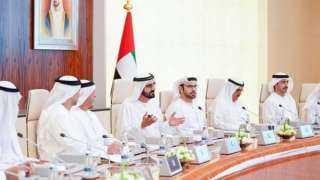 مجلس وزراء الإمارات يعتمد قرارا بالمصادقة على «الاتفاق الإبراهيمي للسلام»