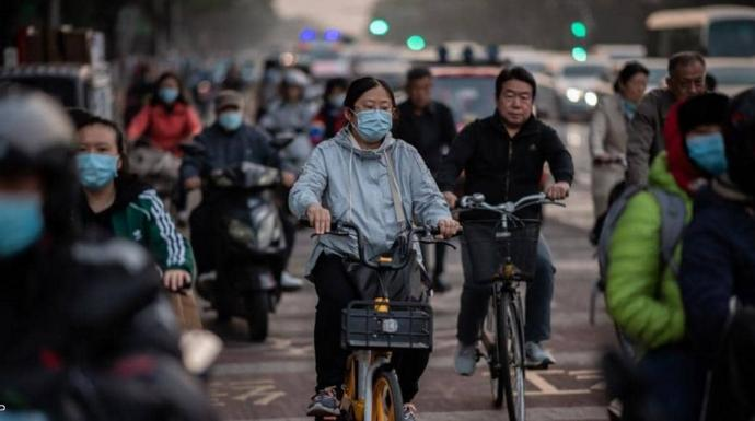 خاص  رغم غرق الجميع في الانكماش.. اقتصاد الصين يعود بقوة
