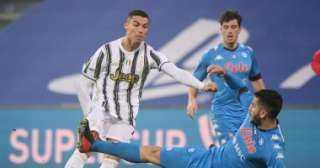 رونالدو يغيب عن يوفنتوس فى مواجهة سبال بكأس إيطاليا