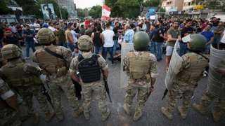 عاجل.. اشتباكات بين متظاهرين وقوات الأمن اللبنانية بمدينة طرابلس