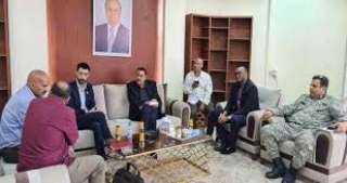 مدير أمن عدن يؤكد الإستعداد لتأمين نشاط أطباء بلا حدود وكافة المنظمات الدولي