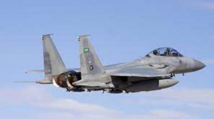 مقاتلات التحالف تدمر آليات عسكرية للمليشيا في مأرب
