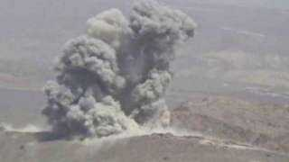خسائر بشرية ومادية للمليشيا بقصف لمقاتلات التحالف في مأرب