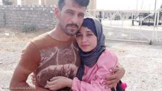 بعد 8 سنوات في قبضة داعش.. بيسان الأيزيدية تعود لأهلها