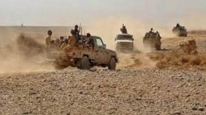 استشهاد ضابط كبير بالجيش خلال معارك مع الحوثيين في البيضاء