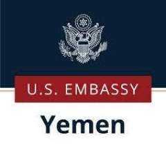 """السفارة الأمريكية في اليمن تصدر بياناً هاماً بشأن إعدام الحوثيين 9 مواطنين بتهمة قتل """"الصماد"""""""