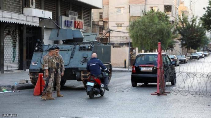 بيروت.. هدوء نسبي وانتشار الجيش ودعوات دولية للتهدئة