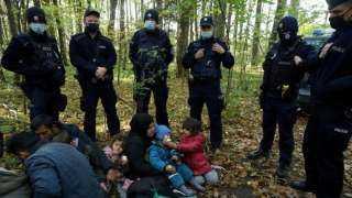 بولندا: مهاجرون غير شرعيون حاولوا اقتحام حدودنا